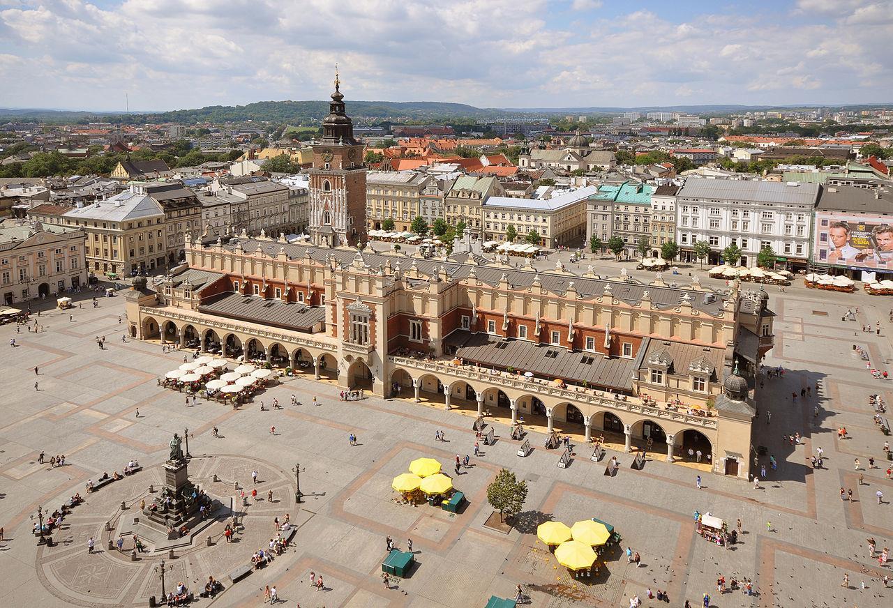 Как добраться из Люблина в Краков