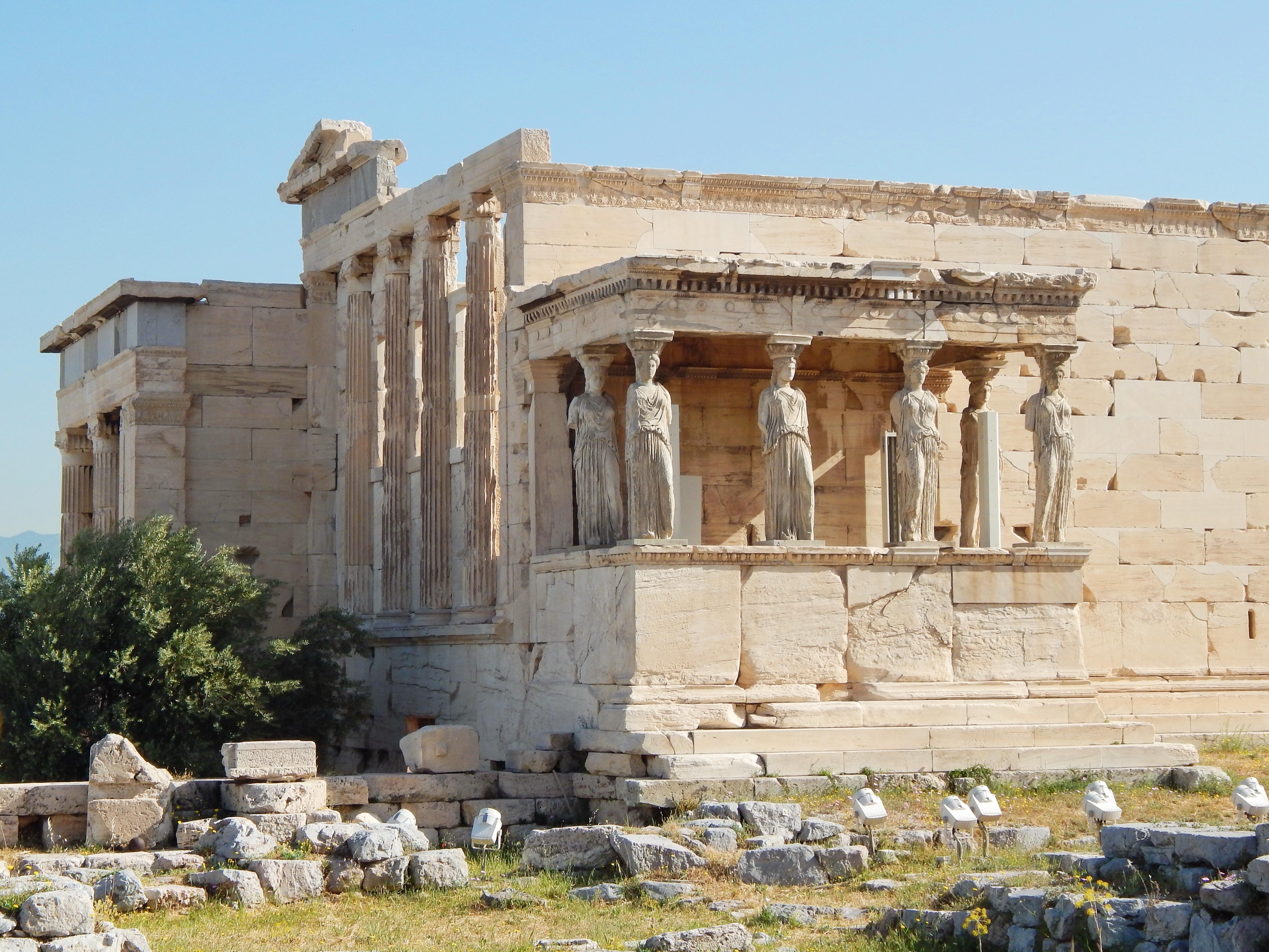 Отзыв об отдыхе в Афинах (Греция)