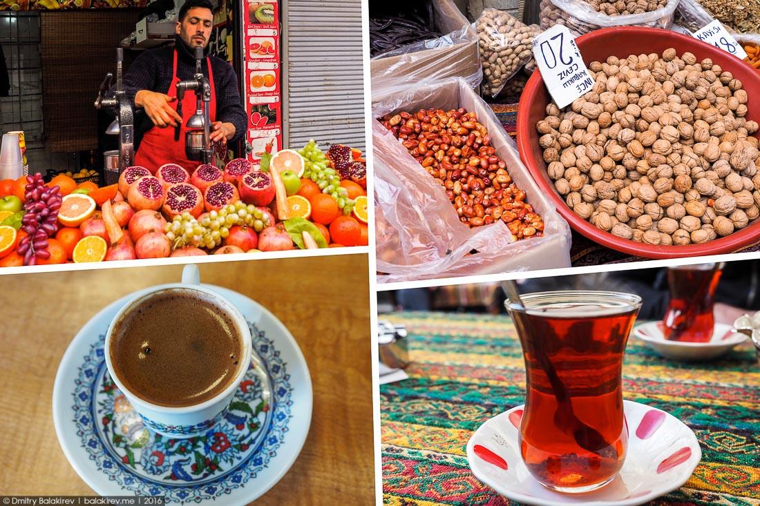 Путешествие по Стамбулу, что посмотреть, где побывать