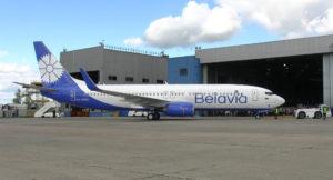 belavia airplane new