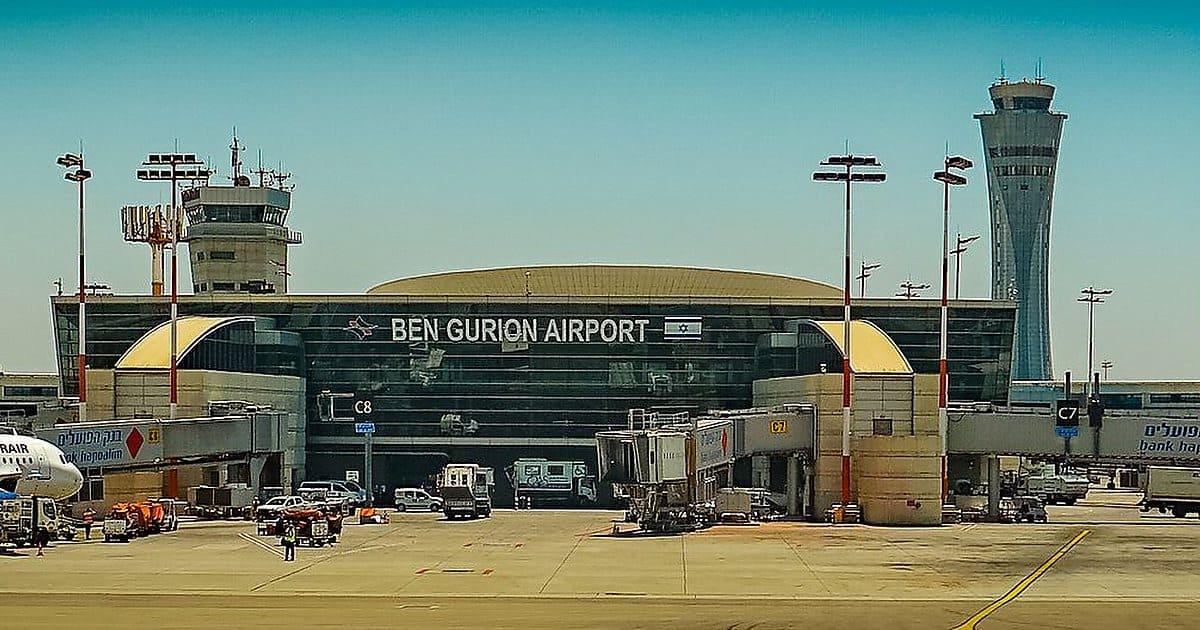 Airport Ben Gurion