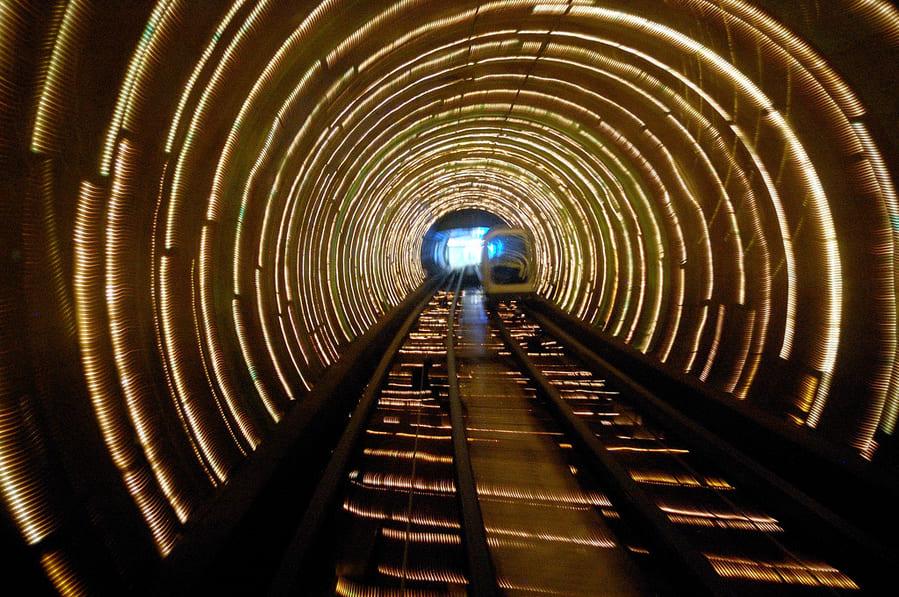 Тоннель под Хуанпу