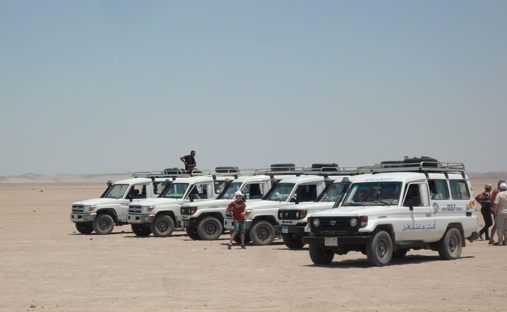 Джип-Сафари Египет (Хургада)