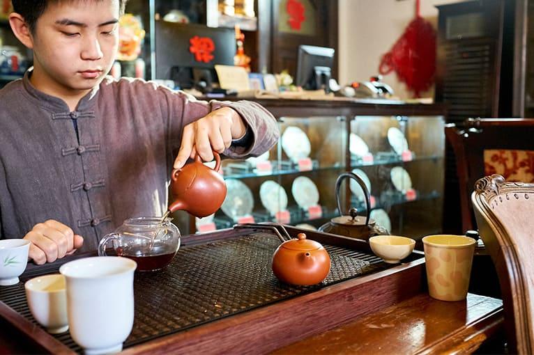 tea house Da Ke Tang
