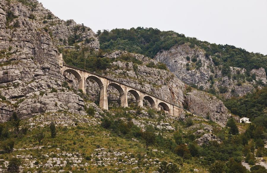 Железная дорога Белград-Бар