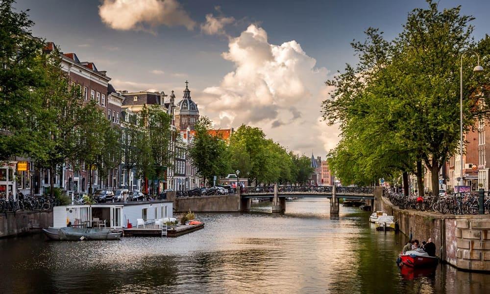 Билеты на самолет Вильнюс Амстердам дешево