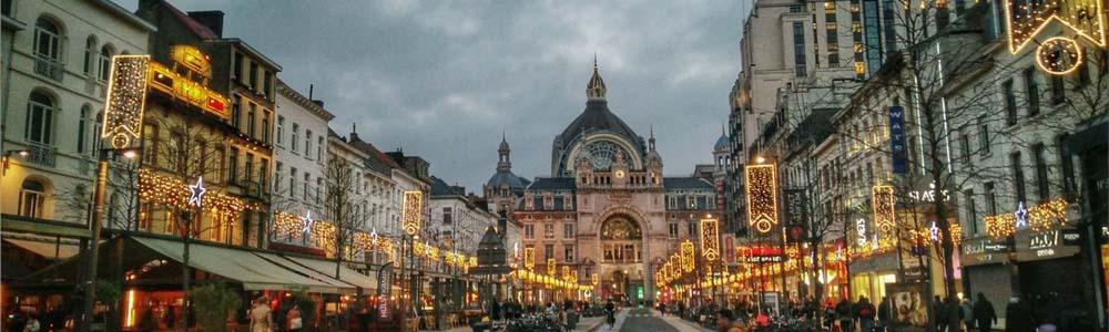 Билеты на самолет Варшава Антверпен дешево