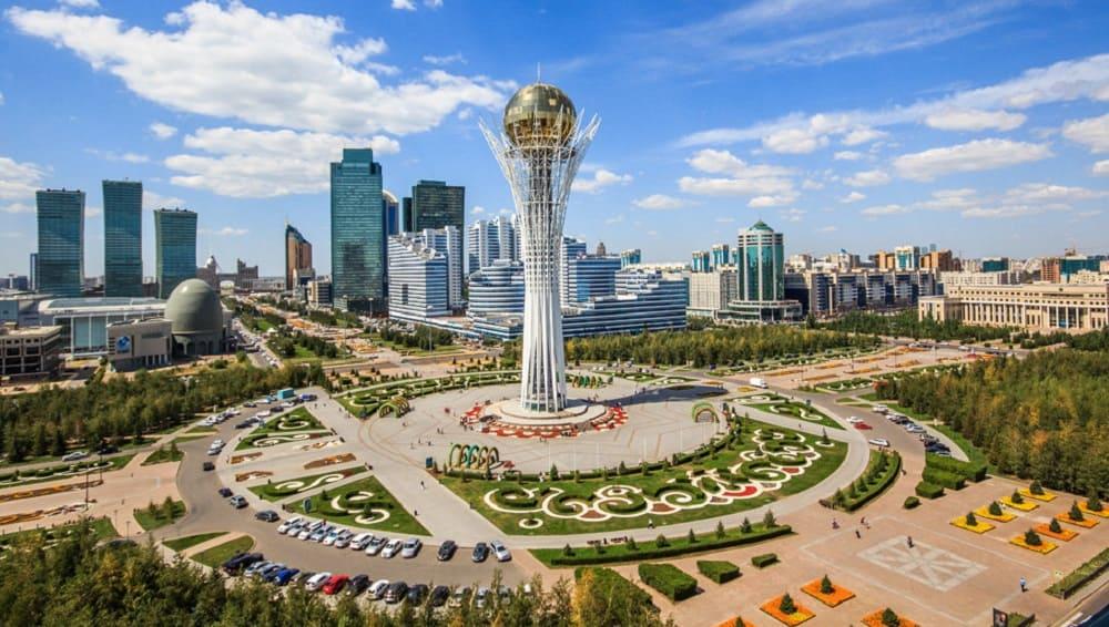 Билеты на самолет Жезказган Астана дешево