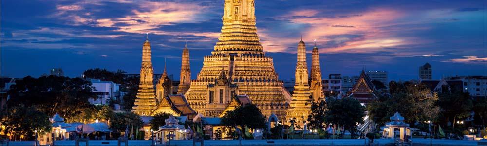 Билеты на самолет Киев Бангкок дешево
