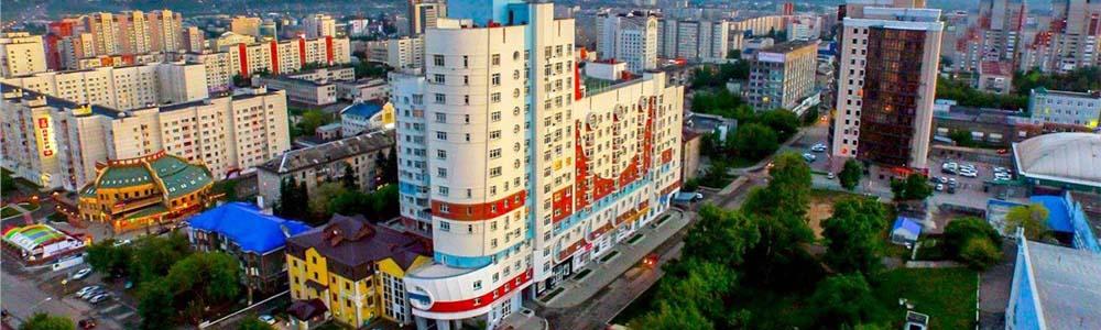 авиабилеты в Барнаул дешево
