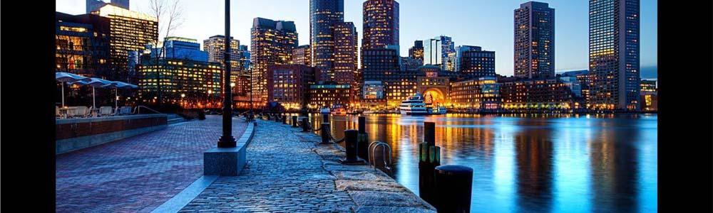 авиабилеты в Бостон дешево