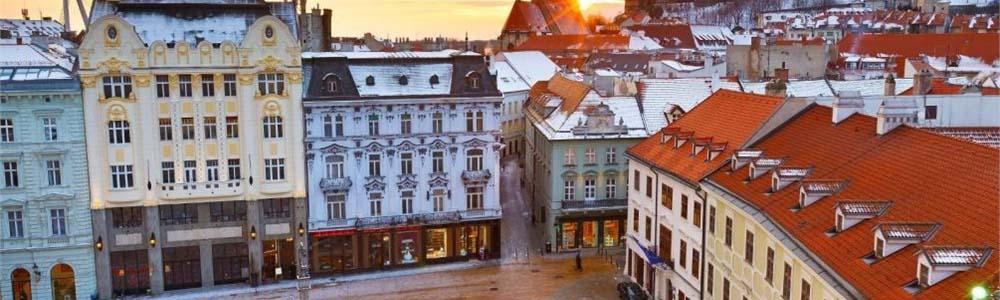Билеты на самолет Минск Братислава дешево