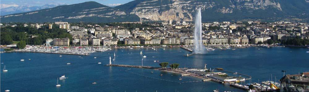 Билеты на самолет Барселона Женева дешево