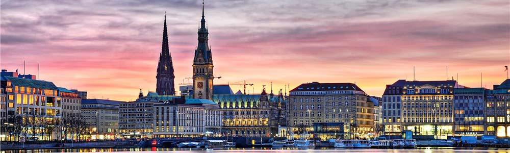 Билеты на самолет Минск Гамбург дешево