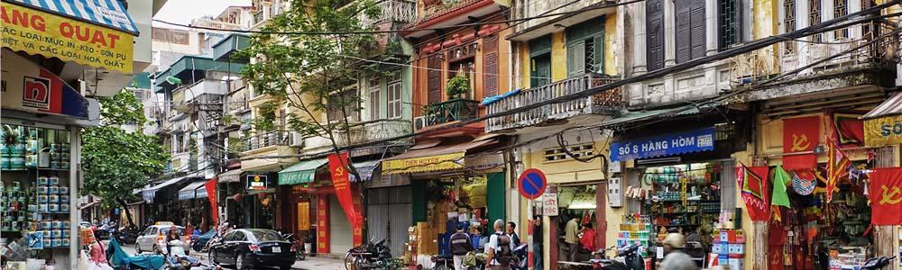 авиабилеты в Ханой дешево