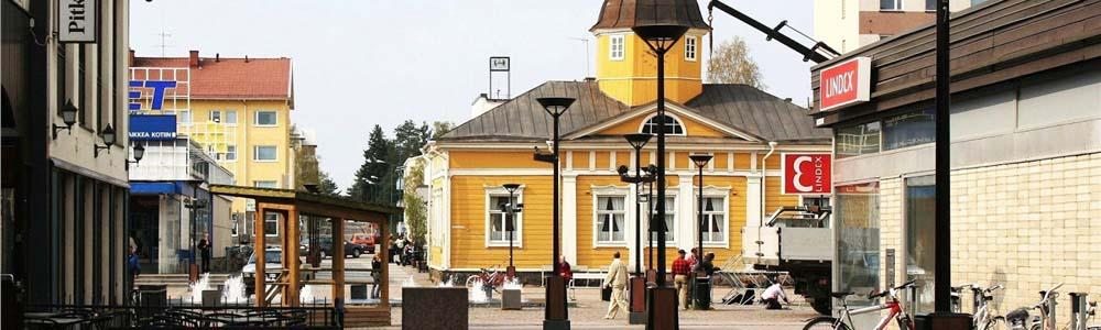 Билеты на самолет Минск Каяани дешево