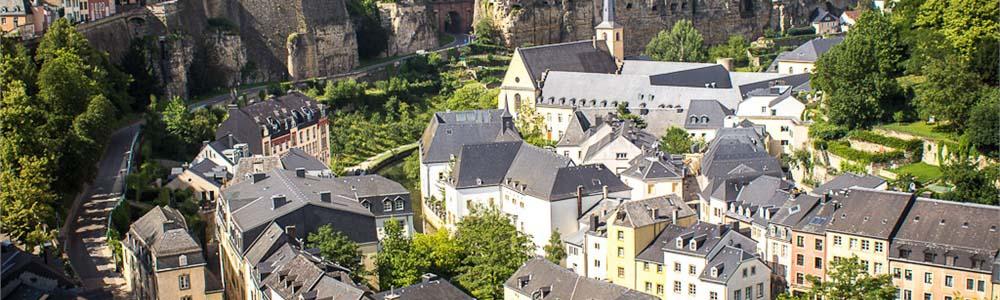 Билеты на самолет Порту Люксембург дешево