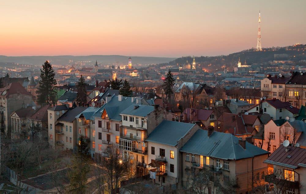 Билеты на самолет Киев Львов дешево