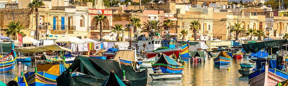 Билеты на самолет Барселона Мальта дешево