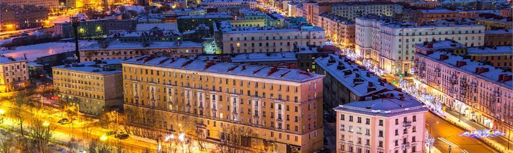 Билеты на самолет Минск Мурманск дешево