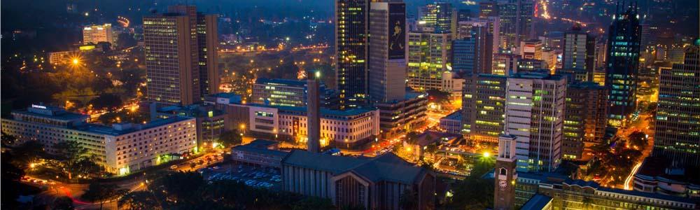 Билеты на самолет Москва Найроби дешево