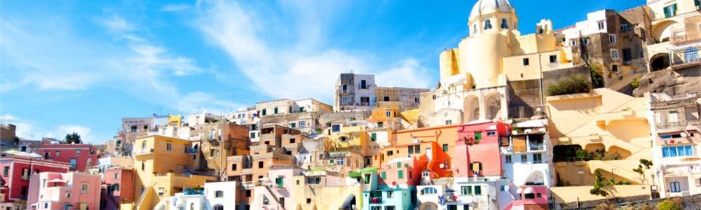 Билеты на самолет Киев Неаполь дешево