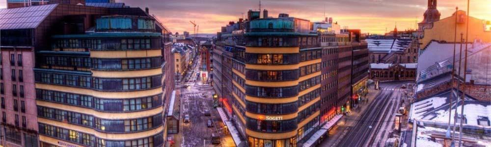 авиабилеты в Осло дешево
