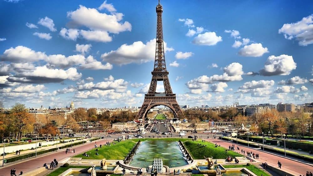 Билеты на самолет Вильнюс Париж дешево
