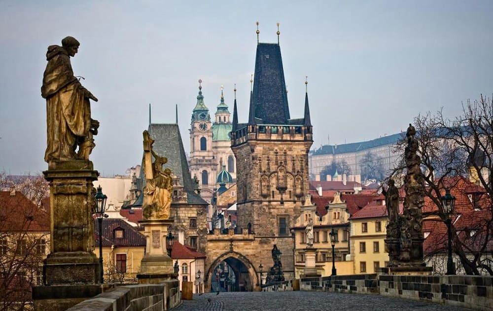 Билеты на самолет Лондон Прага дешево