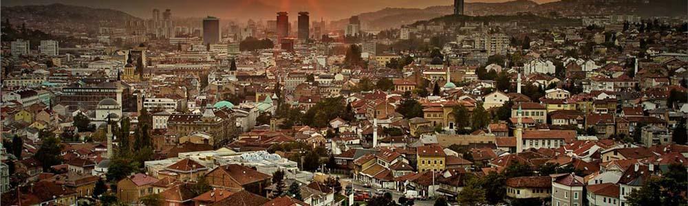 Билеты на самолет Варшава Сараево дешево