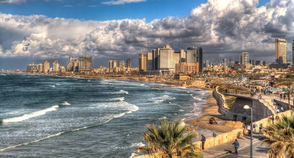 Билеты на самолет Карлсруэ Тель-Авив дешево