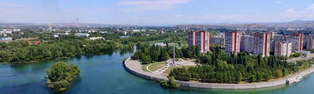 авиабилеты в Усть-Каменогорск дешево
