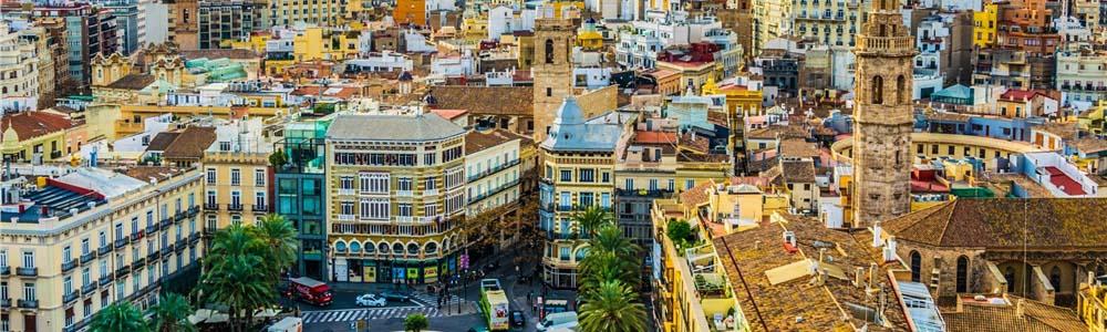 Билеты на самолет Барселона Валенсия дешево