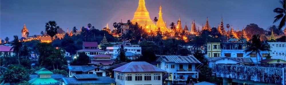Билеты на самолет Киев Янгон дешево